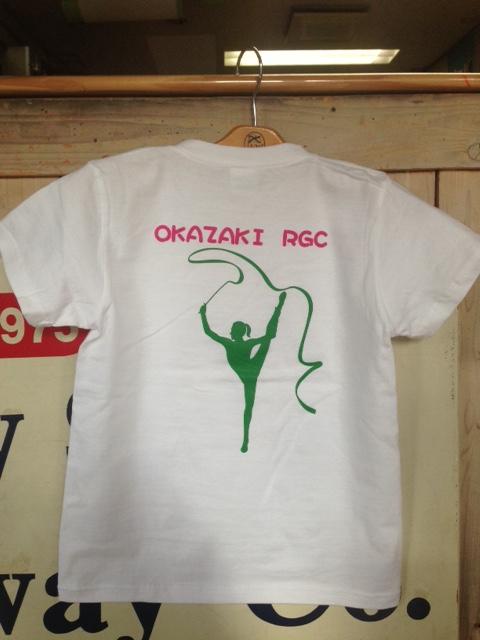 バレー用オリジナルプリントTシャツ