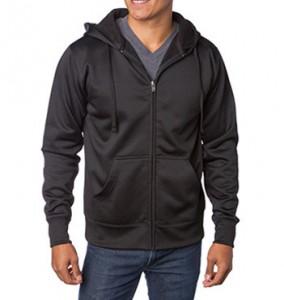 independent- zipHoodedsweatshirt