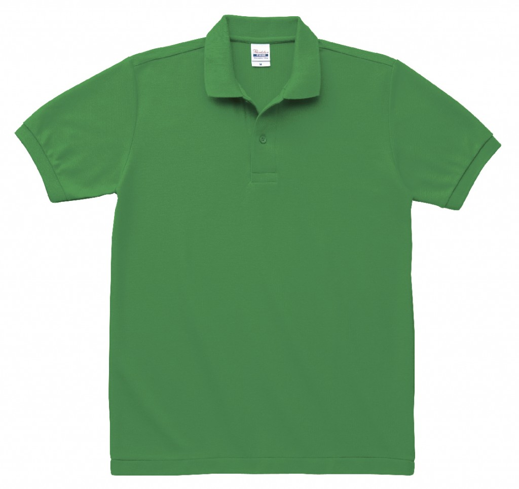 00141-NVP T/Cポロシャツ(ポケット無し)