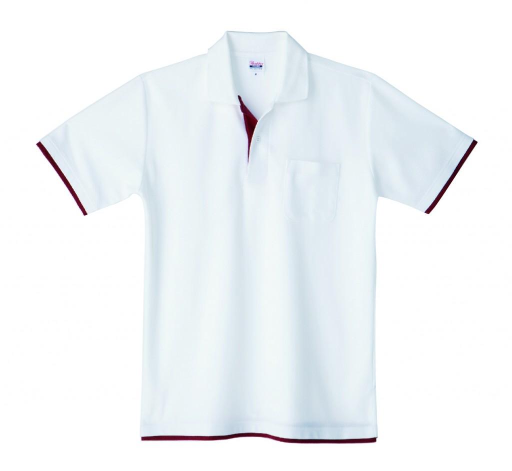 00195-BYP ベーシックレイヤードポロシャツ