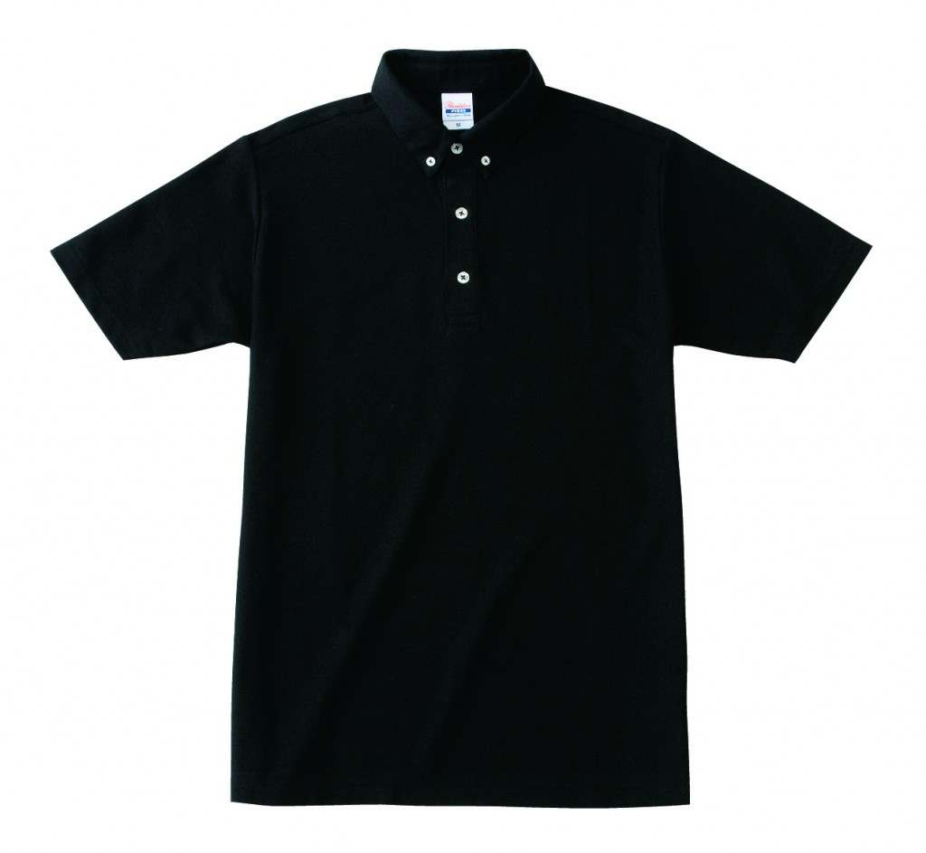00197-BDP ボタンダウンポロシャツ