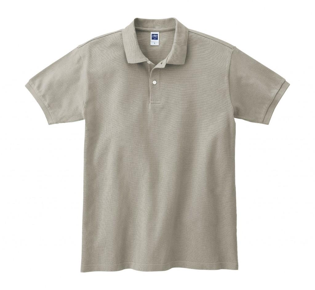 00212-MCP コットンポロシャツ