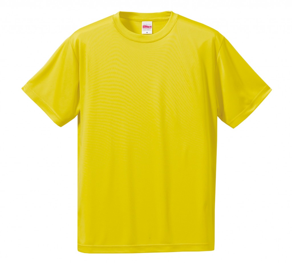 5088-01, 02  4.7オンス ドライ シルキータッチ Tシャツ