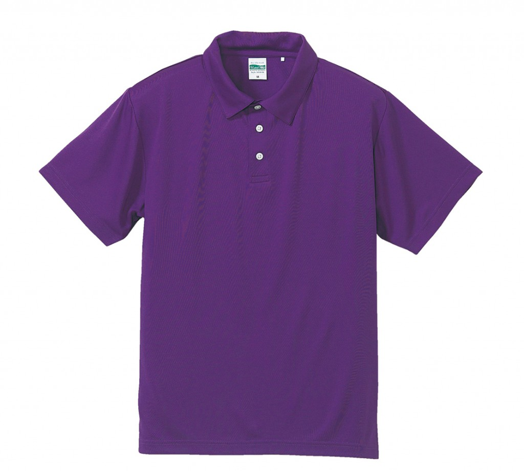 5090-01  4.7オンス ドライ シルキータッチ ポロシャツ