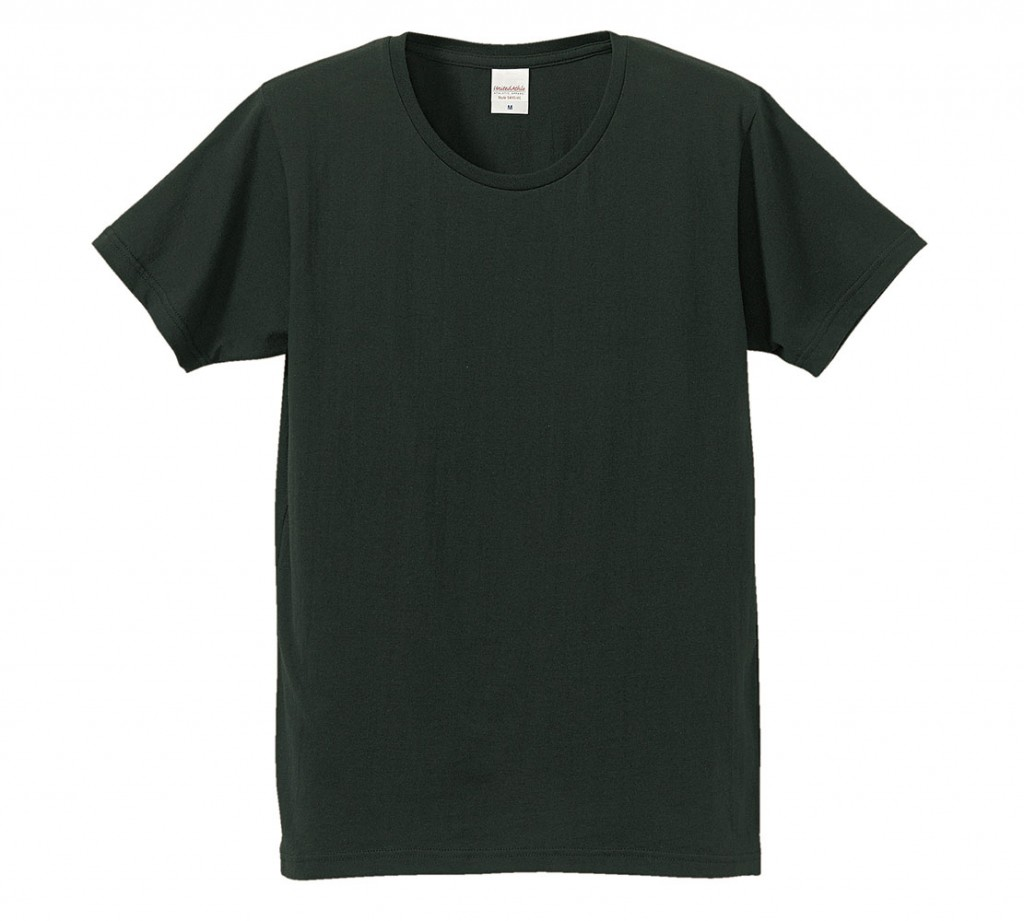 5495-01  4.7オンス ファインジャージー Tシャツ