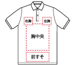 BDP-262 ボタンダウン ポロシャツ