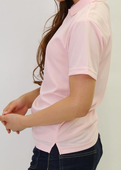 ライトピンク150サイズ モデル155cm女性