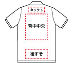 15851 ドライメッシュ ポロシャツ