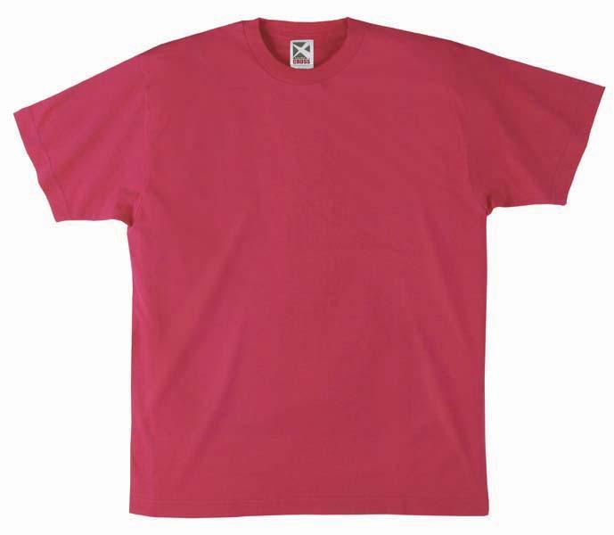 CR1102 レギュラーコットンTシャツ