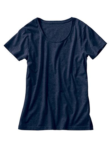 DL201 50 / 50 Basic Crew T-shirts(レディース)