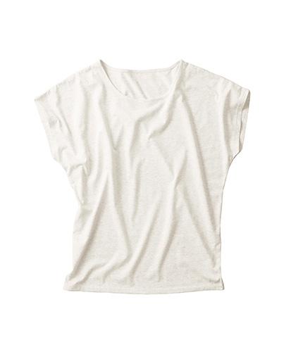 DL202 50 / 50 Dolman T-shirts(レディース)