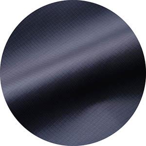 表地は強度のある軽量素材を使用。