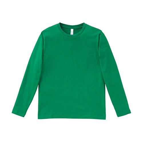 MS1605 5.3オンス ユーロロング Tシャツ