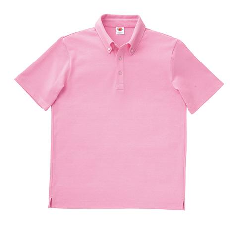 MS3109 ボタンダウン ポロシャツ