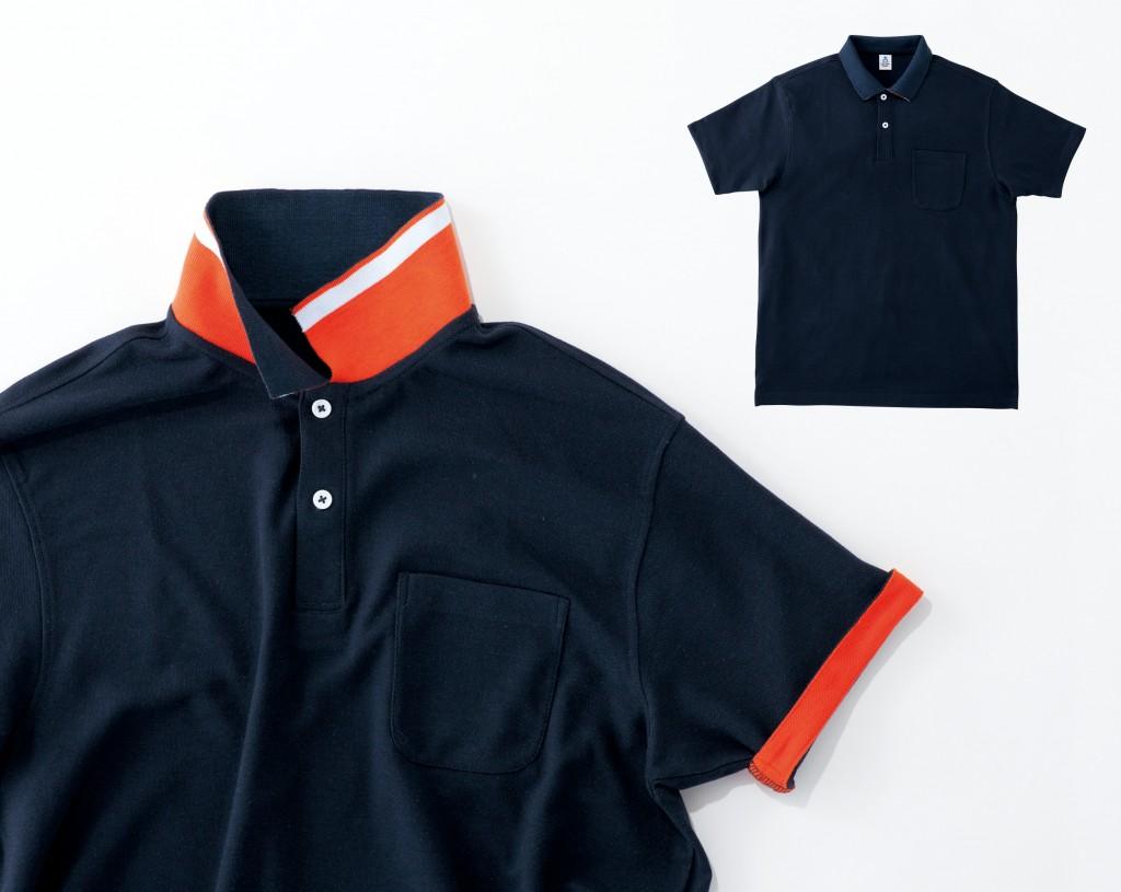 MS3116 2WAYカラー ポロシャツ