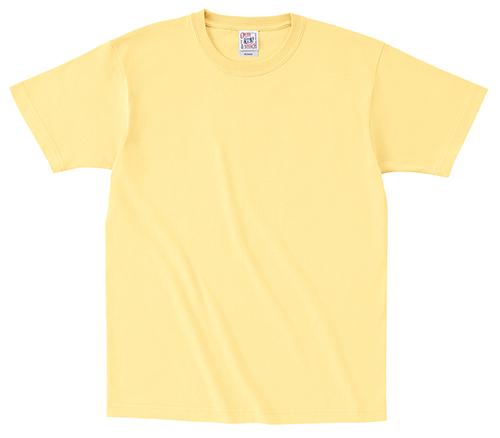 OE1116 オープンエンド マックスウェイト Tシャツ
