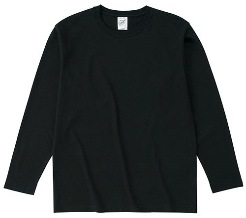 OE1210 オープンエンド マックスウェイト ロングスリーブ Tシャツ(リブ無し)