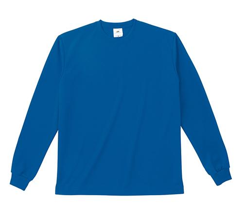 POL-205 ファイバードライ ロングスリーブ Tシャツ