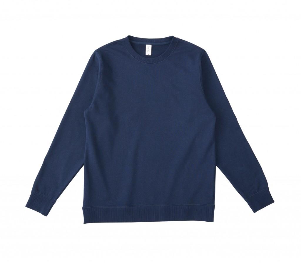 RSS-147 スタンダードスウェットシャツ(裏パイル)