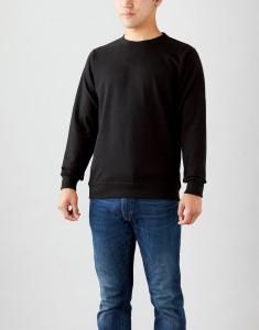 男性着用イメージ(身長175cm Mサイズ着用)