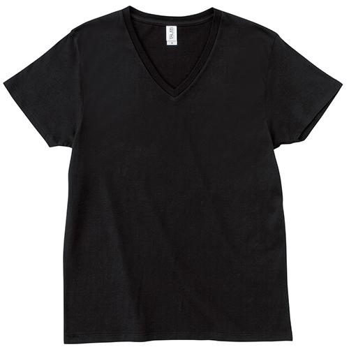 SFV-113 スリムフィット Vネック Tシャツ