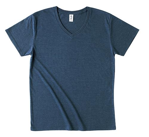 TBV-129 トライブレンド Vネック Tシャツ
