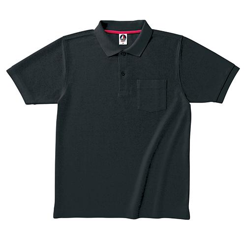 VSP-268 ベーシックスタイル ポロシャツ(ポケット付)
