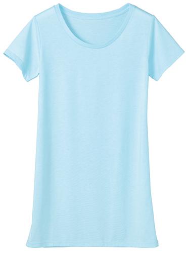 WTC-802 ウィメンズ チュニック Tシャツ