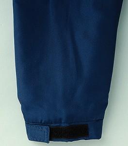 袖の調節機能