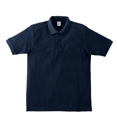 MS3113 CVC鹿の子ドライ ポロシャツ