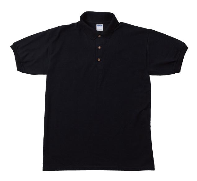 GIL3800 鹿の子ポロシャツ