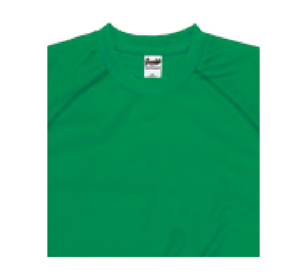 16700,16701 ラグラン ドライTシャツ
