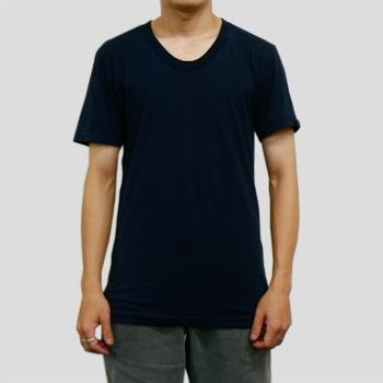 T6402 3.8ozシアジャージー ルーズクルーサマーTシャツ