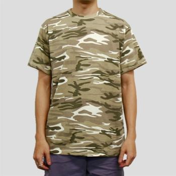 T0939 4.9ozカモフラージュTシャツ