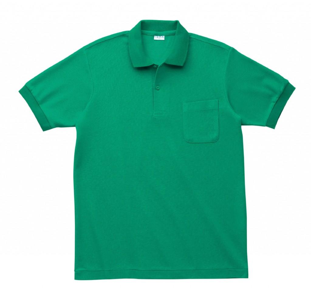 00221-JP 日本製ポロシャツ(ポケット付)