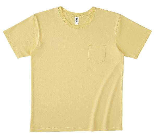 PKT-124 ポケット Tシャツ