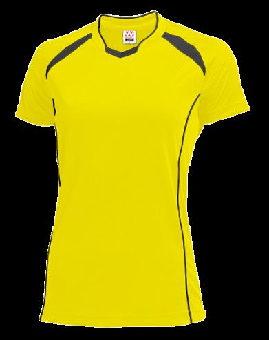 P1620 ウィメンズバレーボールシャツ