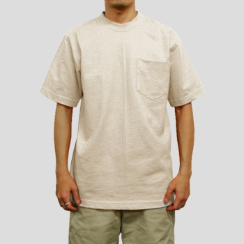 T0302 8oz マックスウェイト ポケットTシャツ