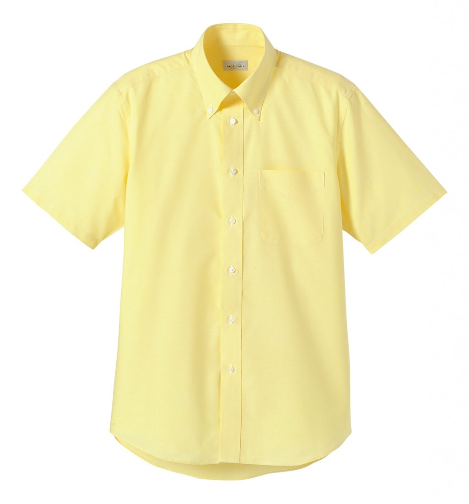 FB4511U オックスフォード半袖シャツ