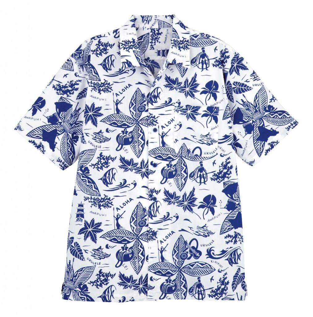 FB502U アロハシャツ