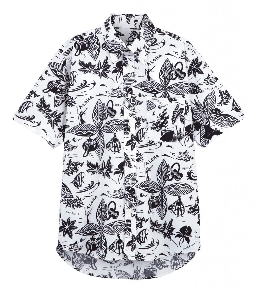FB599U アロハシャツ