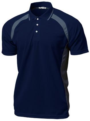 P1710 ベーシックテニスシャツ