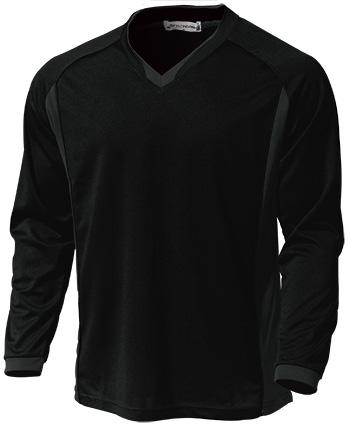 P1930 ベーシックロングスリーブサッカーシャツ