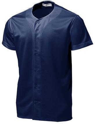 P2700 ベーシックベースボールシャツ