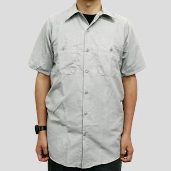 S0024  4.25ozワークシャツ半袖