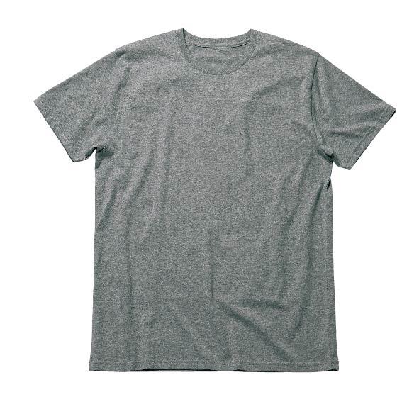 MS0301 オーガニックコットンクルーネックTシャツ