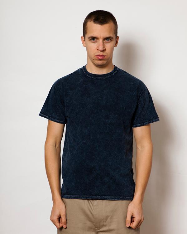 TD1300 ミネラルウォッシュTシャツ