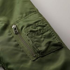 シガレットポケット(袖ポケット)