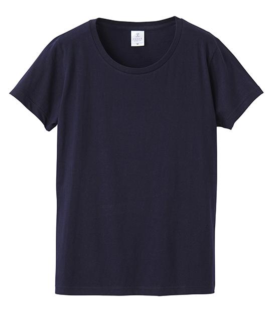 5745-04 4.7オンスファインジャージーTシャツ(ガールズ)