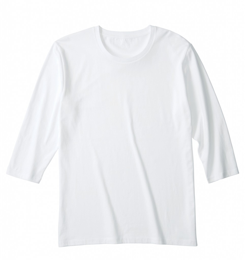 DM503 4.6oz FINE FIT 3/4Sleeve T-SHIRTS